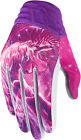 Icon Athem Women's Pink Sweet Dreams Motorcycle Riding Gloves