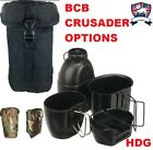 BCB CRUSADER COOKING UNIT Mk1 + POUCH + WATER BOTTLE OSPREY MUG CUP