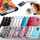 Hybrid Hard Case Tuff Protective Cover For LG G Stylo LS770
