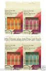 *SASSY+CHIC 12pc Fashion Nails GLOW IN THE DARK Glue/Press-On NEW! *YOU CHOOSE*