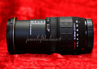 EXC+ Quantaray 18-200mm Dio Zoom D Lens for Sony A35 A55 A65 A77 A330 A390 A580