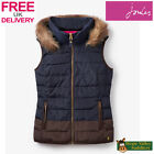 Joules Bronte Ladies Quilted Gilet (T) **BNWT** **FREE UK Shipping**