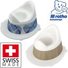 Rotho Children Kids Baby Toddler Training Potty Seat Plastic Removable Toilet