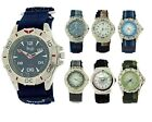 Terrain Gents Mens Boys Velcro Strap Surf Sports Water Resistant Watch Analogue