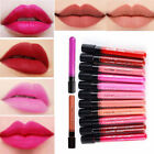 UK CH Ladies Women Beauty Liquid Lipstick Elegant Gloss Matte 36Colors Cheap HOT