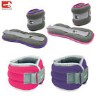 Sporteq,Ladies Comfort Fit,Ankle & Wrist Weights,2 x 1.25 kg,Gym/Running/Cardio