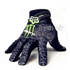 Cycling Bike Bicycle Motocycle Sports Full Finger Gloves Warm Gloves Size L-XL
