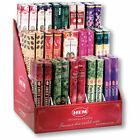 Hem Incense Sticks: You Choose Scent C - D: Choose 20 40 60 80 100 or 120 Stick