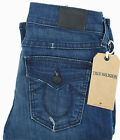 TRUE RELIGION 'Becca' With Flap Mid-Rise Bootcut Jeans - Faithful Message $198