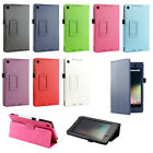 Slim Folio Leather Case Smart Cover Stand For Google Nexus 7 II 2nd Tablet