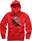 Alpinestars Adult 2016 Disruption Hoodie Red Hoody S-2XL