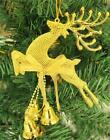 Pop Hot Christmas Tree Ornament Fly Deer Chital Hanging Xmas Baubles Party decor