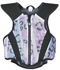 Divas DSG Snowmobile Freestyle Tekvest Chest Protector Pink Size XXS-XL