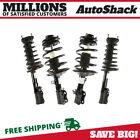 4 Front & Rear Strut & Spring Set for Toyota Solara Camry Avalon or Lexus ES300
