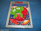 NEW ATARI 7800 TOWER TOPPLER GAME IN FACTORY SEALED & SHRINK WRAPPED BOX