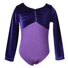 Girls Kids Ballet Dress Leotard Skirt Costumes Dancewear Gymnastic Toddler 3-12Y