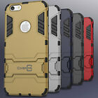 Slim Hybrid Armor Kickstand Phone Cover Case for Apple iPhone 6s Plus / 6 Plus