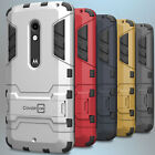For Motorola Droid Maxx 2 / Moto X Play Case Kickstand Protective Phone Cover