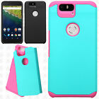 Huawei Nexus 6P HARD Astronoot Hybrid Rubber Silicone Case Phone Cover Accessory