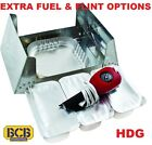 BCB BRUSHCRAFT COOKER FOLDING HEXI STOVE FIREBALL FLINT GEL FUEL