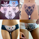 Sexy Underwear Modal Cotton Panties Floral Underpant Boyshort Briefs Hot TBUS