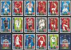 N1-N16 2016 Champions League NORDIC STARS Topps Match Attax cards incl SET/S