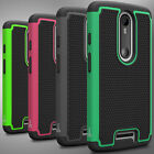Protective Hybrid Armor Phone Cover Case for Motorola Droid Turbo 2 / X Force