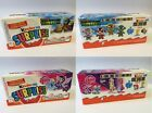 KINDER SURPRISE My Little Pony & TMNT Twistheads Boys/Girls Eggs 2016 RARE NEW