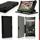 PU Leather Skin Stand Case for Sony Xperia Z5 E6603 Flip Cover Folio Screen Prot