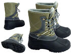 OLIVE KLOBBA WINTER Outbound Boot <<WALKING,HIKING,FISHING>> *Sizes 7 - 12*