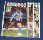 COVENTRY CITY HOME PROGRAMMES 1989-1990