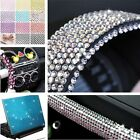 Rhinestones Self Adhesive Stick Gem Glue Strip Diamante Decoration Sparkle Bling