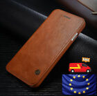 Luxury Genuine PU Leather Flip Case Wallet Cover For Samsung Galaxy S6 EDGE PLUS