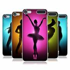 HEAD CASE DESIGNS ARTISTI DELLE SILHOUETTE COVER RETRO PER APPLE iPOD TOUCH MP3