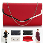 Ladies Designer Fashion Clutch Evening Bags Small Handbags Purse Women's 264A