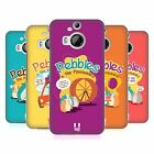 HEAD CASE DESIGNS PEBBLES AND THE PIPSQUEAKS COVER RETRO PER HTC TELEFONI 2