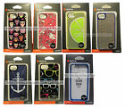 *GRIFFIN TECHNOLOGY Hard-Shell Case FOR iPHONE 5S  Smooth (Boxed) *YOU CHOOSE*