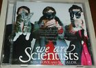 WE ARE SCIENTISTS - WITH LOVE AND SQUALOR -12 TRACK CD-
