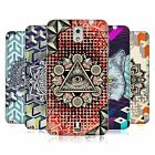 HEAD CASE DESIGNS ARTE PUNTIFORME 2 COVER MORBIDA IN GEL PER SAMSUNG TELEFONI 2