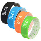 IP67 Waterproof LED Sports Smart Wristband Bracelet Passometer Fitness Tracker