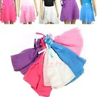 Внешний вид - Popular Kids Girl Chiffon Ballet Tutu Dance Skirt Skate Wrap Scarf 5Colors