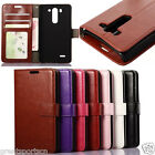 For LG G3 S Mini Beat Vigor D725 PU Leather Stand Wallet Flip Cover Case