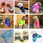 Pet Dog Puppy Winter Warm Clothes Hoodie Coat Jacket Costume Jumpsuit Apparel