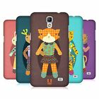 HEAD CASE DESIGNS STUFFED ANIMALS HARD BACK CASE FOR SAMSUNG PHONES 4