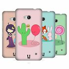 HEAD CASE DESIGNS IMPOSSIBLE LOVE HARD BACK CASE FOR NOKIA PHONES 1