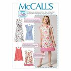 McCall's 7111 Sewing Pattern Suitable for a Beginner to MAKE Girls' Dresses