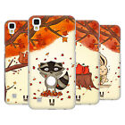 HEAD CASE DESIGNS AUTUMN CRITTERS HARD BACK CASE FOR LG PHONES 2