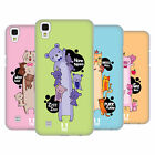HEAD CASE DESIGNS LONG ANIMALS HARD BACK CASE FOR LG PHONES 2