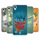 HEAD CASE DESIGNS MIX DRINKS-NEW HARD BACK CASE FOR LG PHONES 2