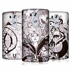 HEAD CASE DESIGNS PEN AND INK HARD BACK CASE FOR LG PHONES 1